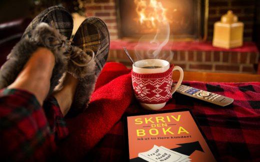 """""""Skriv den boka"""" er årets julegave"""