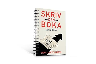 """""""Skriv den boka"""" Arbeidsbok e-bok"""