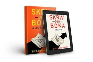 Skriv den boka + arbeidsbok