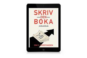 Skriv den boka arbeidsbok e-bok